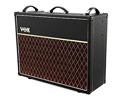 vox ac15 C2 Twin amplificador combo doble cono 12 valvolare Custom 15 W para guitarra