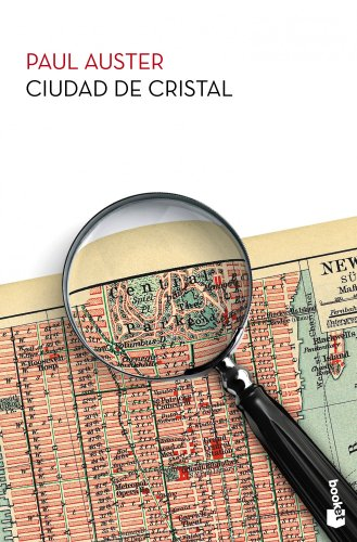 Ciudad de cristal (Spanish Edition) by [Auster, Paul]