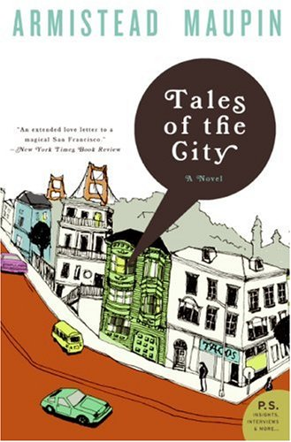 Tales Of The City Book Series