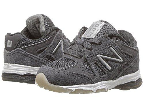 [new balance(ニューバランス)] メンズランニングシューズ?スニーカー?靴 KJ888v1I (Infant/Toddler) Magnet/Marblehead 3 Infant (10cm) XW