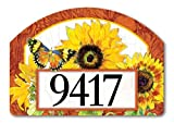 YardDeSign Golden Sunflower Yard Sign 71325