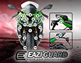 Eazi-Grip Kawasaki ZX-6R Stone Chip Protection Clear Bra (13+)