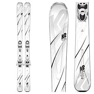 K2 First Luv Womens Skis ERP 10 Bindings