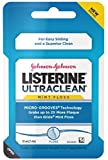 Listerine Ultraclean Mint Floss 30 Yards (Pack of 6)