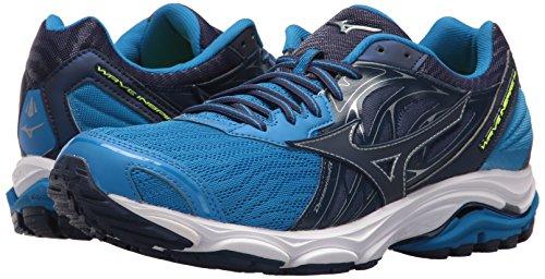 Chaussures Homme Pour Wave Course De S Depths Directoire Mizuno Inspire 14 Blue gAfxwqII