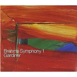Brahms: Symphony # 1; Bergrabnisgesang, Op. 13; Schicksalslied, Op. 54; Mendelssohn- Mitten wir in Leben sind Op. 23