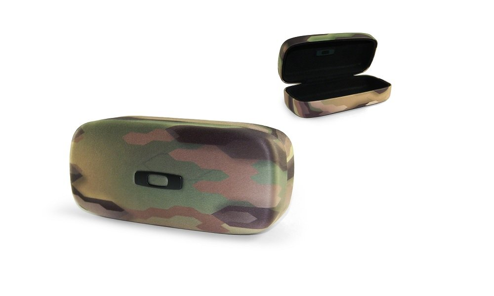Oakley Square O Hard Case / Drako Ops Camo Camouflage by Oakley