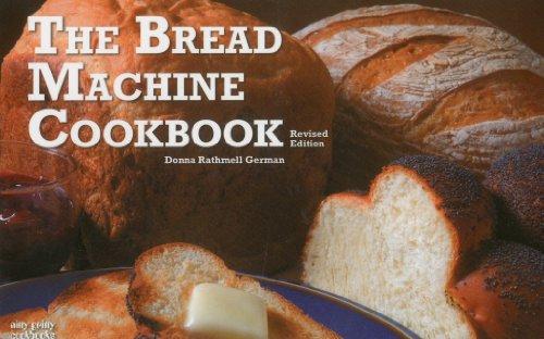 bread machine magic cookbook