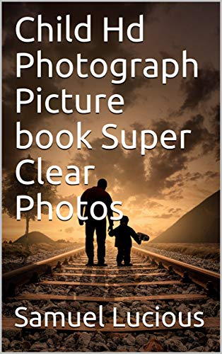 Child Hd Photograph Picture book Super Clear Photos
