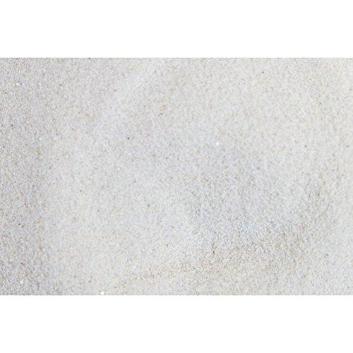 Pettex Roman Gravel Aquarium Gravel (2kg) (White Quartz Sand) (Gravel Roman)