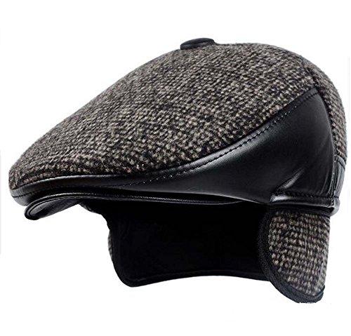 vintage flat cap - 5