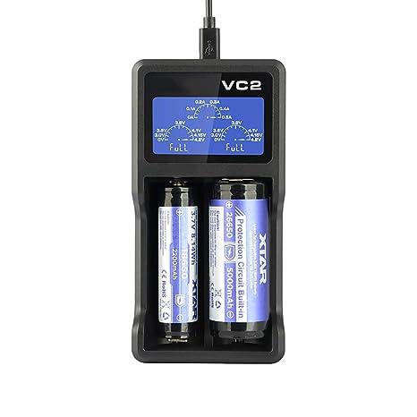 YTBLF El Cargador VC2 Es Adecuado para Cargar La Batería De ...