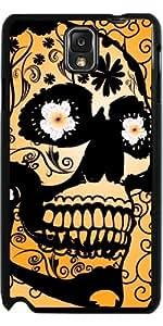 Funda para Samsung Galaxy Note 3 (GT-N9500) - Cráneo Del Azúcar by nicky2342