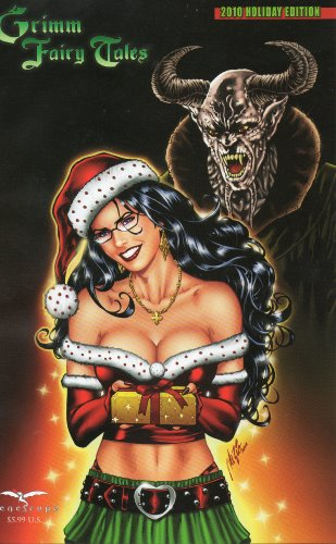 Grimm Fairy Tales (2010 Holiday Edition: Cover A, Vol.1) (Tales Grimm Fairy Christmas)