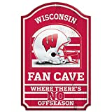 NCAA University of Wisconsin 93429010 Wood