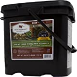 Wise Company 60 Serving Gourmet Seasoned Freeze Dried Meat, 60-Ounce