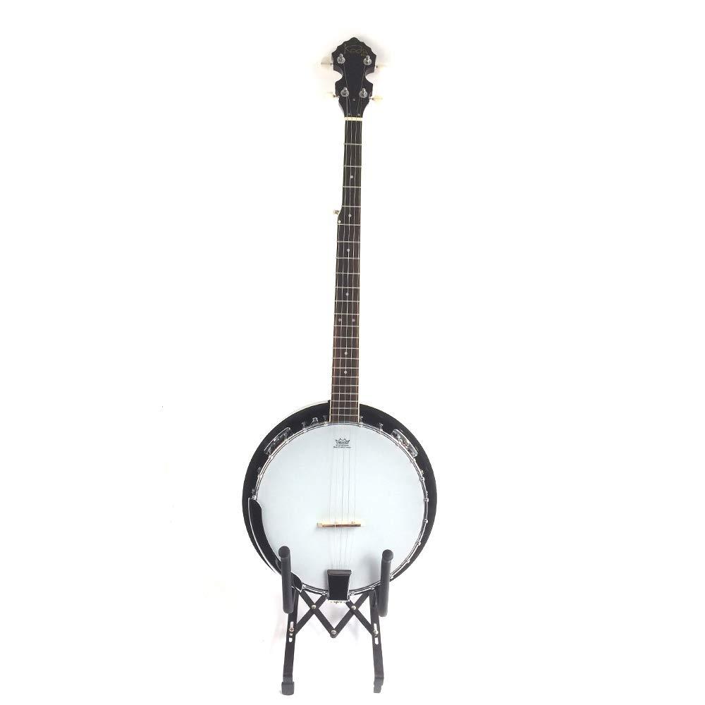 Irish 22Bundstäbchen Tenor-Banjo mit 5Saiten inkl. Weiche Tragetasche Gase Koda fbj25 1to1music
