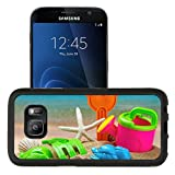 Liili Samsung Galaxy S7 Aluminum Backplate Bumper Snap Case retriver Photo 19682663 toys for childrens sandboxes against the sea and the beach 28412835
