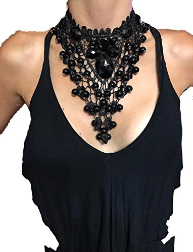 Nataliya Choker Necklaces 4
