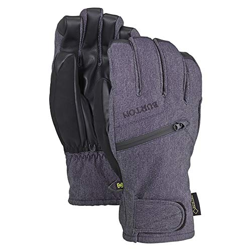 Burton Men's Gore-Tex Under Glove, Denim, Large