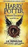 Harry Potter y el legado maldito par Rowling