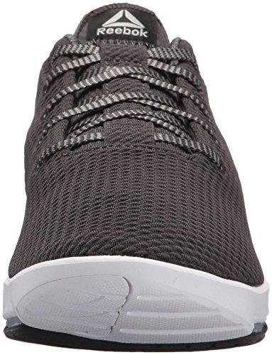 Reebok Vrouwen Cloudride Dmx 3,0 Sneaker Kolen / Vuursteen Grijs / Wit