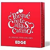 Edge Entertainment - ¿Por qué no te callas, cariño?, juego de cartas (EDGLA05)