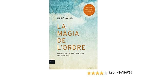 La màgia de lordre (Catalan Edition) eBook: Marie Kondo, Pere Fernández i Ramos: Amazon.es: Tienda Kindle