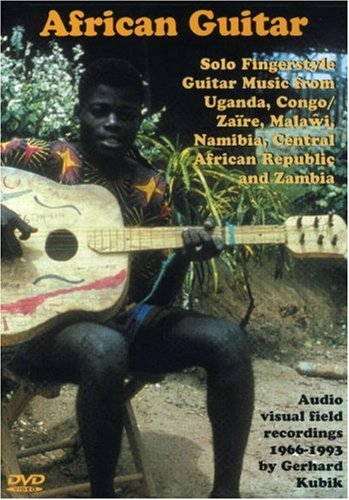 - African Guitar: Solo Fingerstyle Guitar Music From Uganda, Congo/Zaire, Malawi, Namibia, Central Af