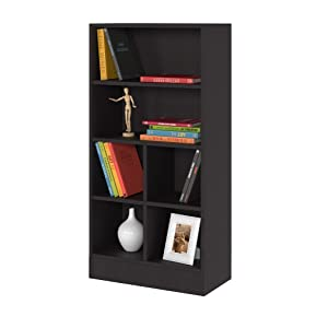 Forzza Emory Bookshelf (Wenge)