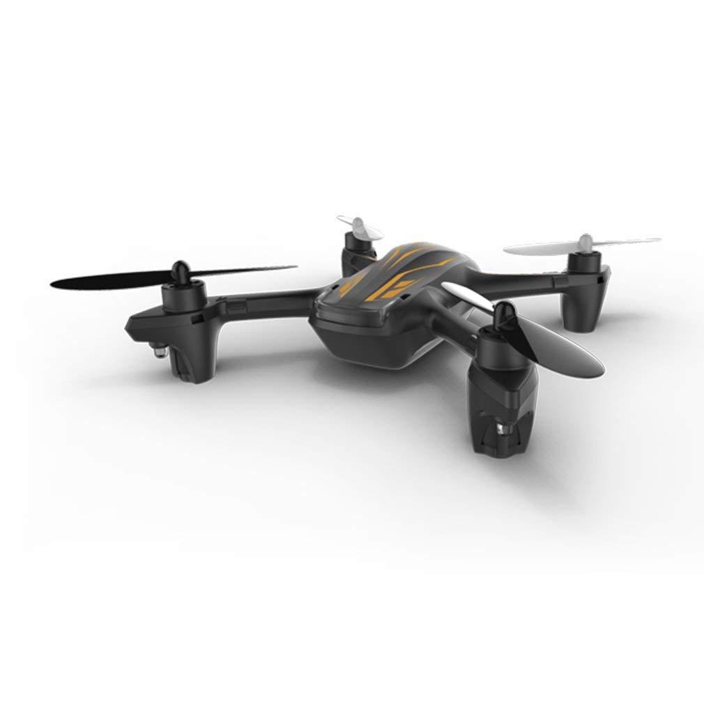 Gugutogo HUBSAN X4 Plus H107P 2,4 GHz de 4 Canales de 6 Ejes girocompás Mini Drone RTF RC Quadcopter con 3D Voltea Modo sin Cabeza Rolls Mantenimiento de altitud Negro