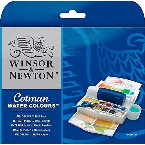 Winsor & Newton Cotman Water Colour Paint Field
