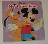 img - for Disney's Mealtime Fun book / textbook / text book