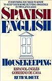 Spanish-English Housekeeping