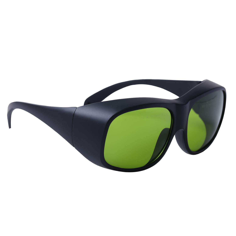 LP-LaserPair Laser Glasses, Eye Laser Protective Glasses740 - 1100nm Safety Glasses for Nd:yag Laser, Diodes Laser Technician