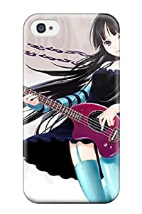 Jim Shaw Graff's Shop Best 7296324K703037054 anime girl 128 Anime Pop Culture Hard Plastic iPhone 4/4s cases