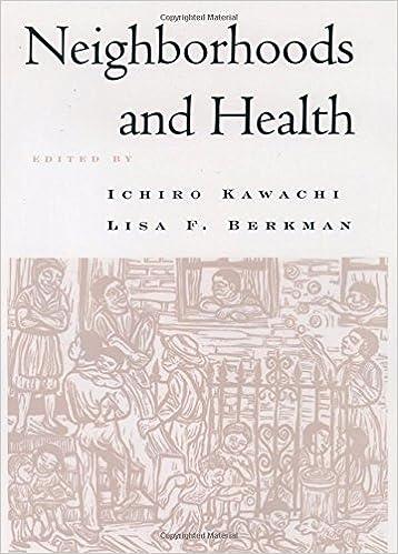 The Neighborhood Effect Boston Review >> Neighborhoods And Health Medicine 9780195138382 Medicine