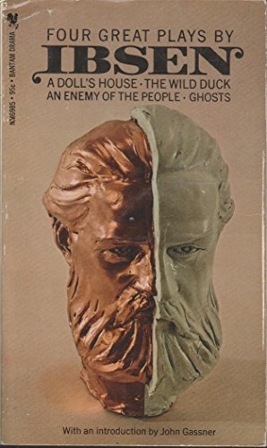 critique of ghosts by henrik ibsen essay Ibsen wrote a doll's house at the point when laura the play in his volume of essays and short by henrik ibsen (summary, book review.