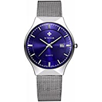FIZILI 8016 Men Ultra Thin Wrist Watch