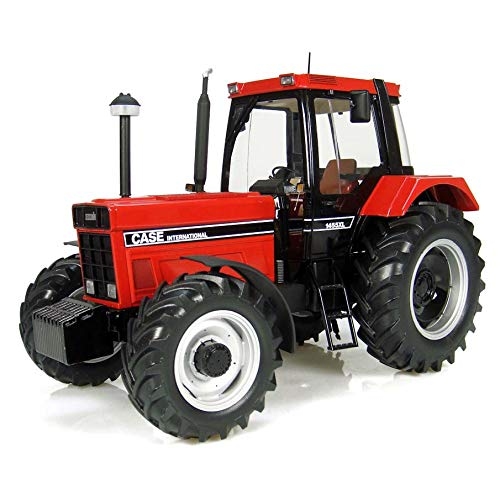 Universal Hobbies Case International 1455 XL 1986 - 2nd Generation Tractor 1: 16 ()