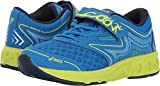 ASICS Unisex-Kids Noosa PS Running Shoe, Electric Blue/Green/Peacoat, K12 Medium US Little Kid