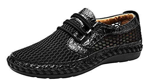 07. Mohem Men's Poseidon Mesh Walking Shoes Casual Water Shoes