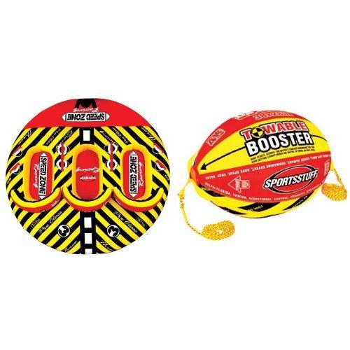 Sportsstuff Speedzone 3 Booster Bundle ()