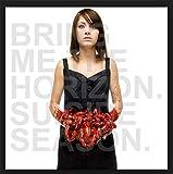 Bring Me The Horizon - Suicide Season Exclusive Red/White Swirl Vinyl