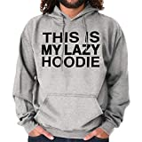 Classic Teaze Lazy Hoodie Funny Sarcastic Workout Gym Hoodie
