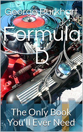 Formula D: The Only Book You'll Ever Need