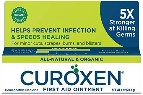 CUROXEN All Natural Organic First Ointment product image