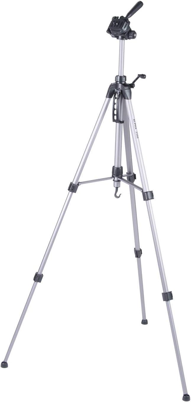 Cullmann Alpha 2500 Stativ Mit 3 Wege Kopf 2 Auszüge Gewicht 1277g Tragfähigkeit 2 5 Kg