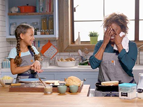 Match Kitchen - Chef Nyesha & Mila Get Their Gruyère On
