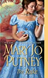 Front cover for the book The Rake by Mary Jo Putney